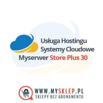 Myserwer Plus 30GB