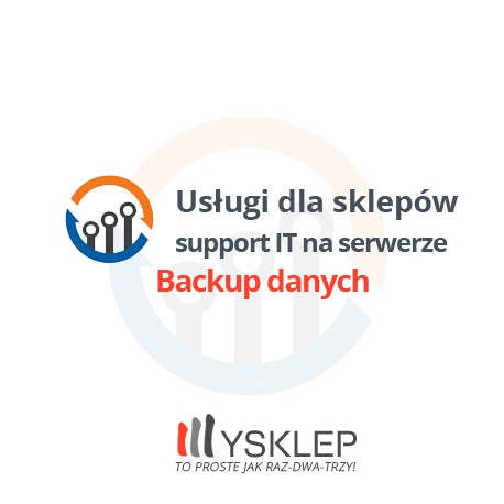 Support Backup danych