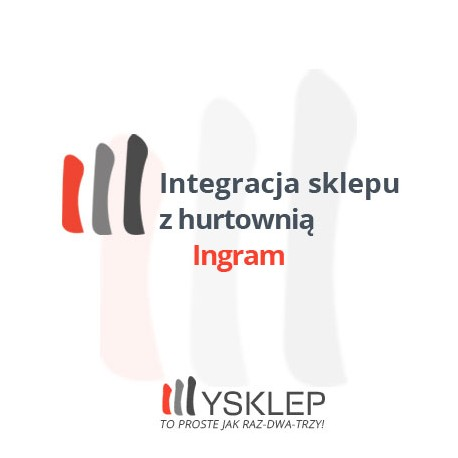 Integracja z Ingram